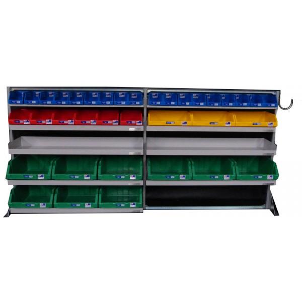 Plumbers Kit ( 2 x 1260 x 1190 Bays )